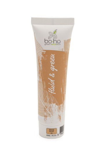 Boho Cosmetics Liquid foundation beige rose 03 (30 ml)