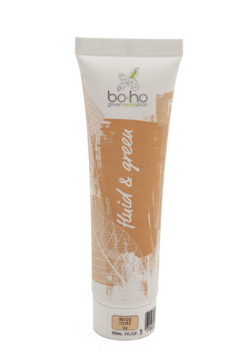 Boho Cosmetics Liquid foundation beige dore 04 (30 ml)