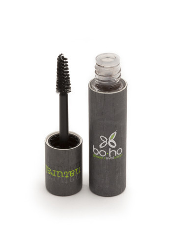 Boho Cosmetics Mascara marron bruin 02 (6 ml)