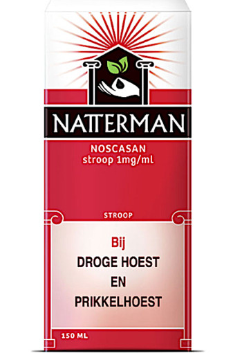 Nat­ter­man No­scasan si­roop 150 ml