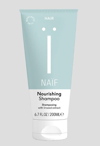 Naif Nourishing shampoo (200 ml)