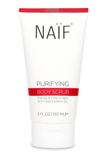 Naif Purifying scrub 150 ml