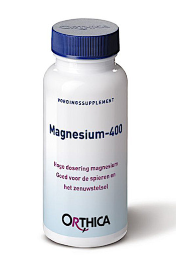 Orthica Magnesium-400 60 tabletten