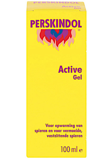 Pers­kin­dol Ac­ti­ve gel  100 ml