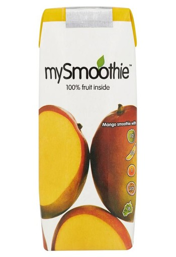 Mysmoothie Mango (250 ml)