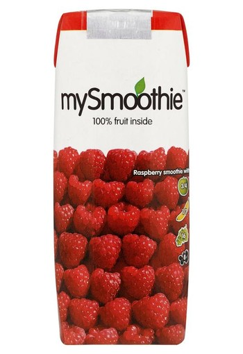 Mysmoothie Framboos (250 ml)