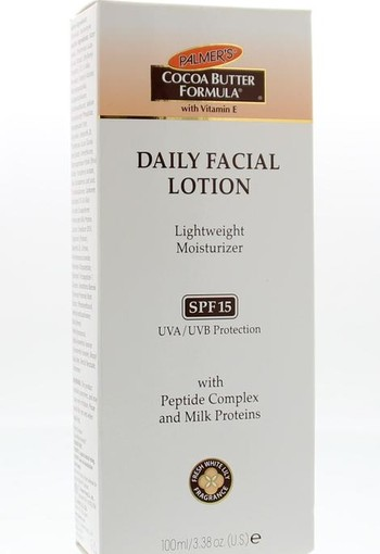 Palmers Facial lotion SPF15 (100 ml)
