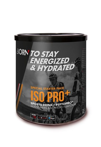 Born Iso pro+ special start pack (280 gram)