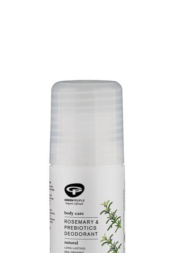 Green People Deodorant natural rosemary (75 ml)
