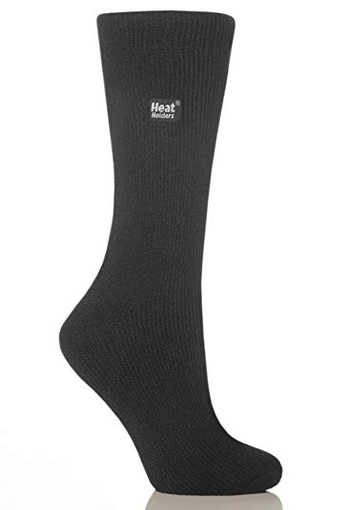 Heat Holders Ladies original socks 4-8 charcoal (1 paar)