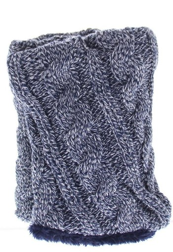 Heat Holders Ladies neck warmer navy (1 stuks)