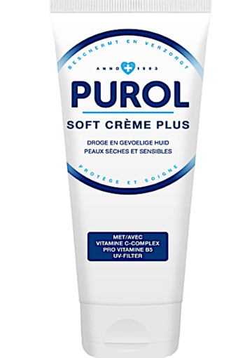 Pu­rol Soft crè­me plus tu­be  100 ml