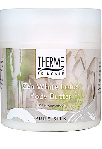 Ther­me Zen whi­te lo­tus bo­dy but­ter  250 ml