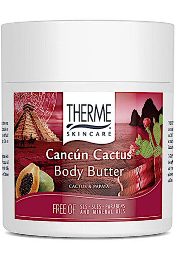 Ther­me Bo­dy but­ter Can­cun cac­tus  250 ml