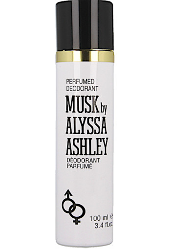 Alyssa Ashley Musk deodorant spray (100 ml)