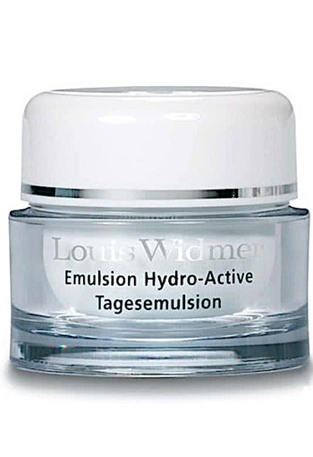 Louis Widmer Emulsion Hydro-Active UV 30 - 50 ml - Met Parfum - Gezichtsemulsie