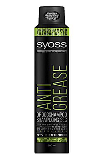 Syoss Droogshampoo anti grease (200 ml)