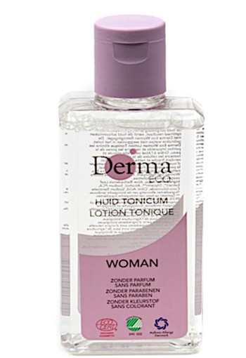 Derma Eco Woman huid tonic (190 ml)