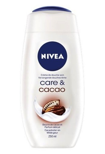 Nivea Douche care & cacao (250 ml)