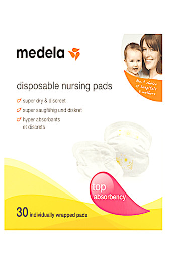 Medela Disposable Zoogcompressen 30 stuks