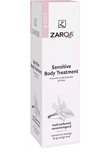 Zarqa Body bodylotion sensitive (200 ml)