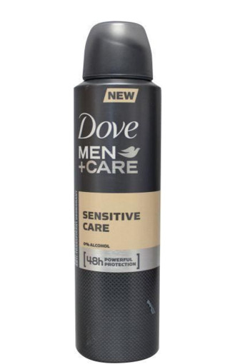 Dove Deodorant spray men sensitive shield (150 ml)