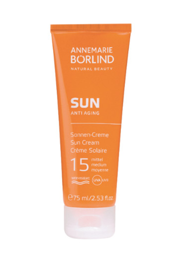 Borlind Zonnecreme LSF15 (75 ml)
