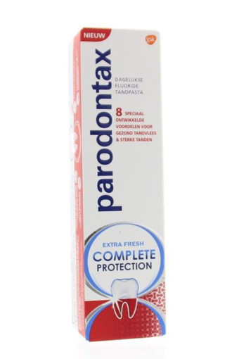 Parodontax Tandpasta complete protection extra fresh (75 ml)