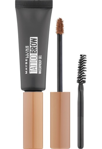 Maybelline Tattoo Brow Waterproof Wenkbrauwgel 02 Soft Brown 7 ml