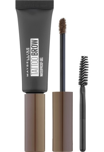 Maybelline Tattoo Brow Waterproof Wenkbrauwgel 06 Deep Brown 7 ml