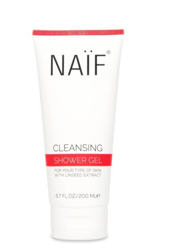 Naif Cleansing shower gel (200 ml)