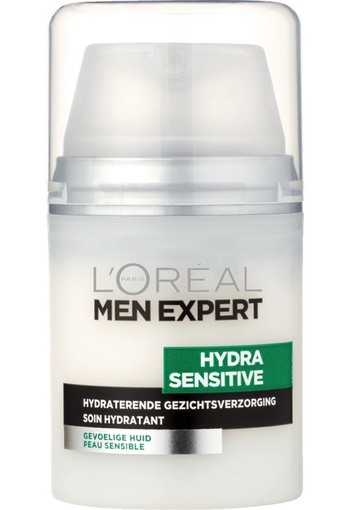 L'Oréal Paris Men Expert Hydra Sensitive Hydraterende Gezichtscrème 50 ml