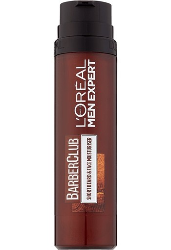 L'Oréal Paris Men Expert BarberClub Short Beard & Face Moisturiser 50 ml