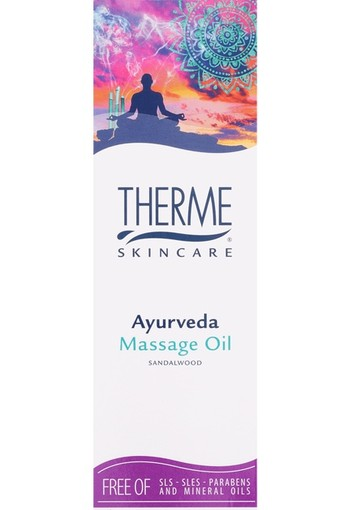 Therme Ayurveda Massage Oil 125 ml