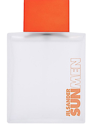 Jil Sander Sun for men eau de toilette men (75 ml)