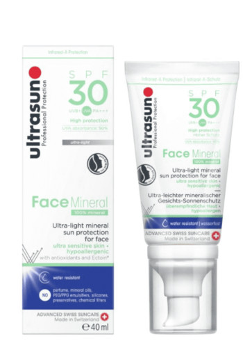 Ultrasun Face mineral SPF30 (40 ml)
