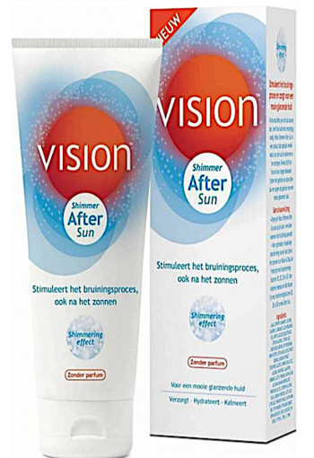 Vision Aftersun shimmer (200 ml)
