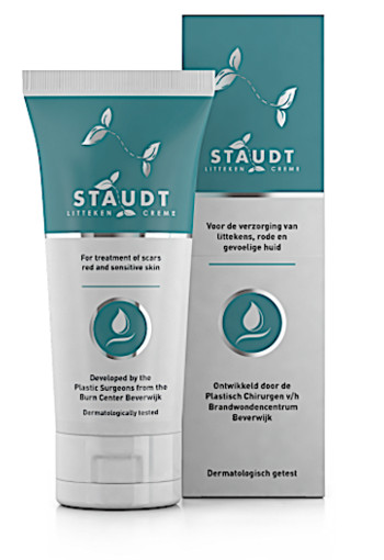 Staudt Littekencreme (100 ml)