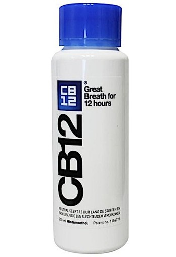 CB12 Mondverzorging regular (250 ml)