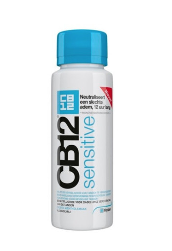 CB12 Mondverzorging sensitive (250 ml)