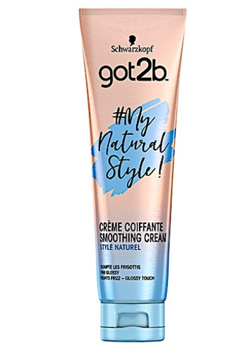 Schwarzkopf Got2b My Natural Style Smoothing Cream 150 ml