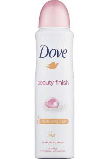 Dove Deodorant spray beauty finish (250 ml)