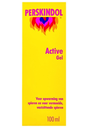 Perskindol Active gel (100 ml)