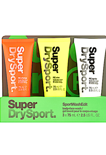 Superdry Sport Body- & Hair Sport Wash Edit Geschenkset