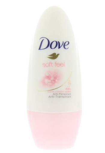 Dove Deodorant roller soft feel (50 ml)