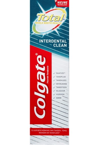 Colgate Total Interdental Clean Tandpasta 75  ml