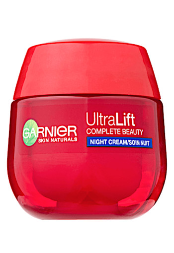 Garnier Skin Naturals Ultra Lift Complete Beauty Anti-Rimpel Nachtcrème 50 ml