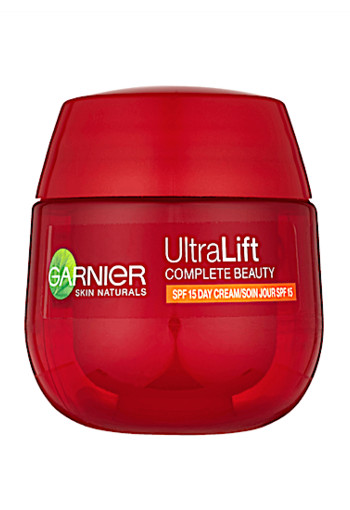 Garnier Skin Naturals Ultra Lift Complete Beauty Anti-Rimpel Dagcrème SPF15 / 50 ml