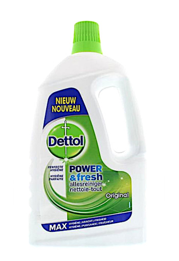 Dettol Allesreiniger power & fresh original (1500 ml)