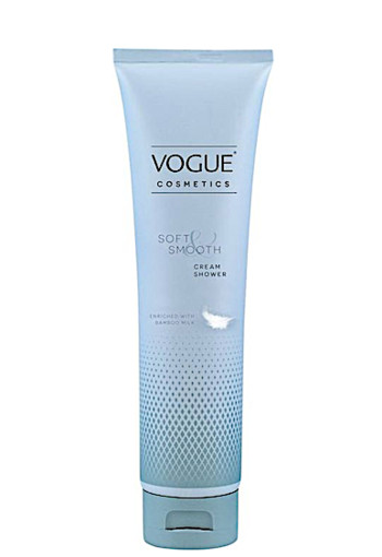 Vogue Cosmetics Cream shower soft & smooth (160 ml)